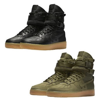 Nike Special Field Air Force 1 feat