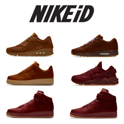 NikeiD x Will Leather Goods - The Drop Date