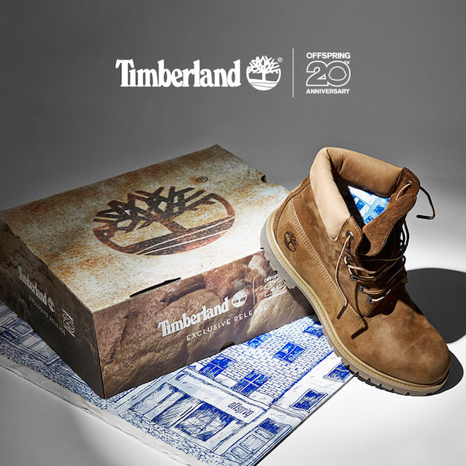 5ef7a2829121 Offspring x Timberland  Tea   Toast  - The Drop Date