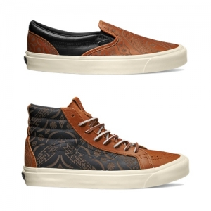 Vans Vault x Brooks England Ltd feat