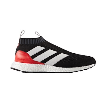 uk availability b372a 22046 adidas ACE 17+ Purecontrol Ultraboost Red Limit