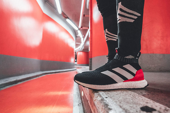 new arrival 122f5 6a19b adidas ACE 17+ PureControl UltraBOOST Red Limit - The Drop Date