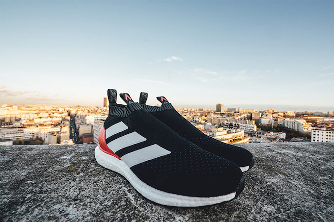 51e76921e85cf adidas ACE 17+ PureControl UltraBOOST Red Limit - The Drop Date
