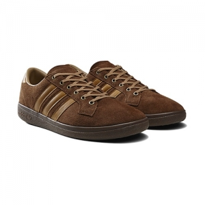 adidas spezial bulhill brown feat