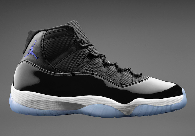 check out 4c45a 4962f Nike Air Jordan 11 Retro Space Jam - A First Look - The Drop ...