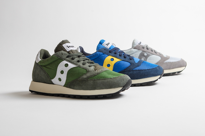 Saucony Jazz Vintage - The Drop Date 6121dfca914e