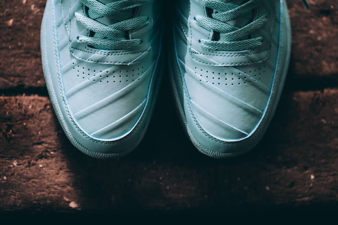 6cc1b9b3a Solebox x Reebok Classic Club C 85 - The Drop Date