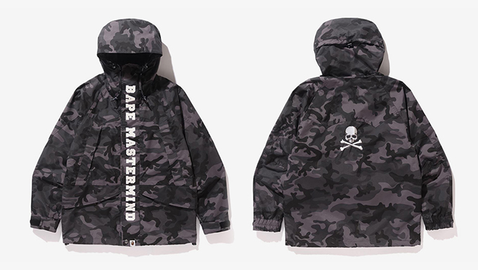 0ef20bfc319 Dreaming of a Black Christmas with BAPE X MASTERMIND JAPAN via Will Kemp