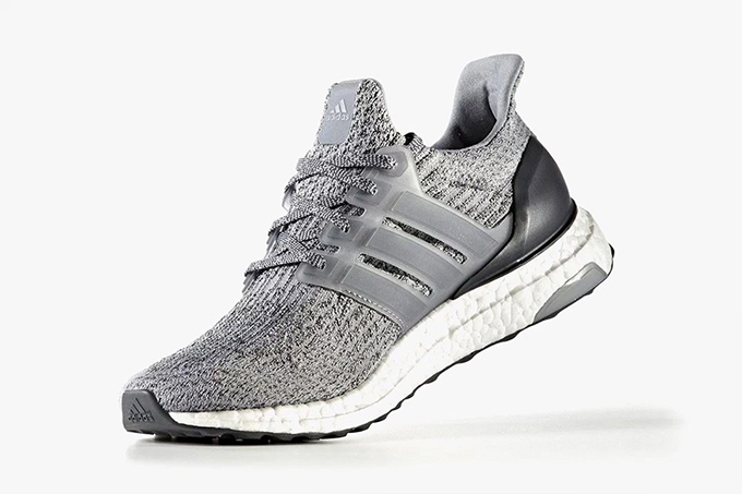 0f2e0c3b524 Nifty shades of grey  the adidas Ultra Boost 3.0 Mystery Grey - The ...