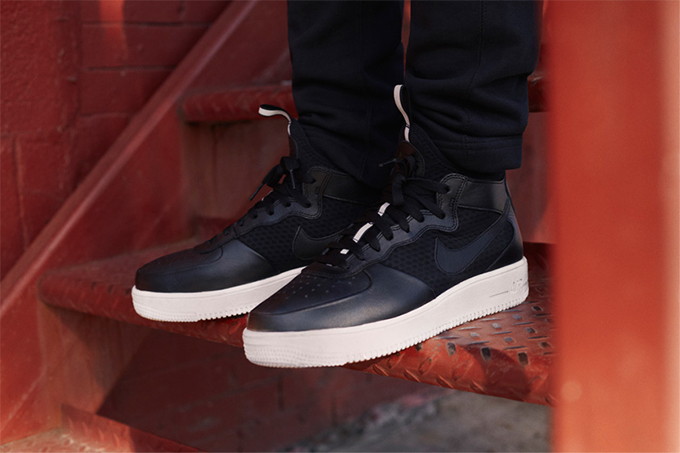 e63067b17b May the Nike Air Force 1 UltraForce Mid be with you via Will Kemp