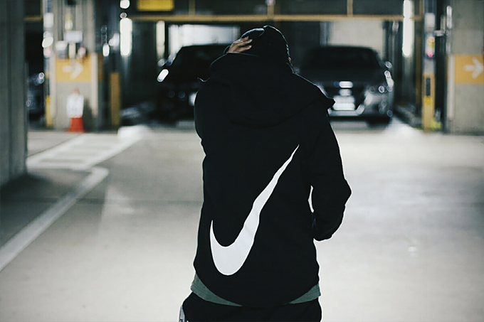 758868d77 The Nike Sportswear Tech Fleece Big Swoosh Collection does what it ...