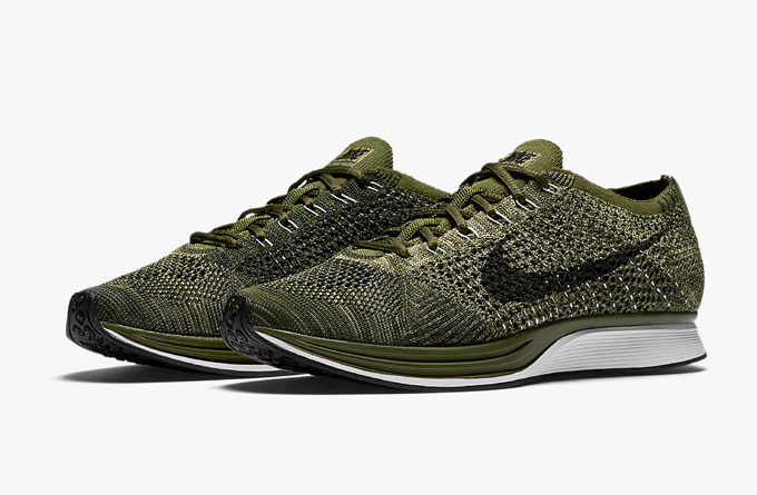0afaf8e82c1b Nike Flyknit Racer Earth Tones - The Drop Date
