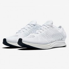 0d16b8b659368e Everything s All-White with the Nike Flyknit Racer
