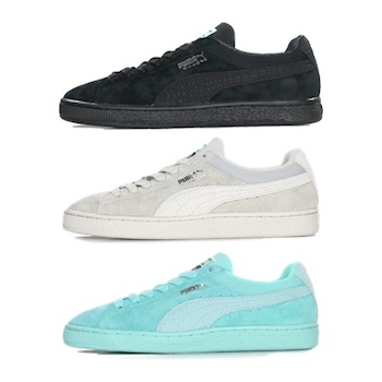 Puma Suede x Diamond Supply pack rp