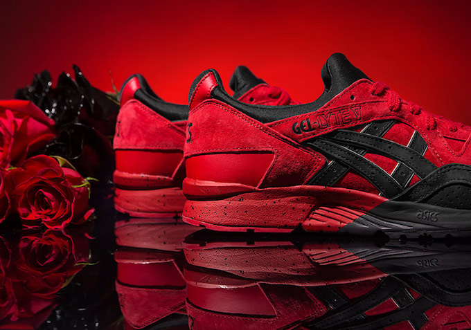 0be1303acbbb Bring out the Matador – It s the ASICS Tiger  Bulls of Pamplona ...
