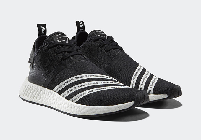 super popular c281c 9272a ADIDAS ORIGINALS BY WHITE MOUNTAINEERING SS17 FOOTWEAR COLLECTION