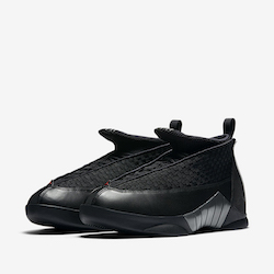 1099fa200a0927 The Nike Air Jordan 15 OG  Stealth  Is Cleared for Landing - The Drop Date