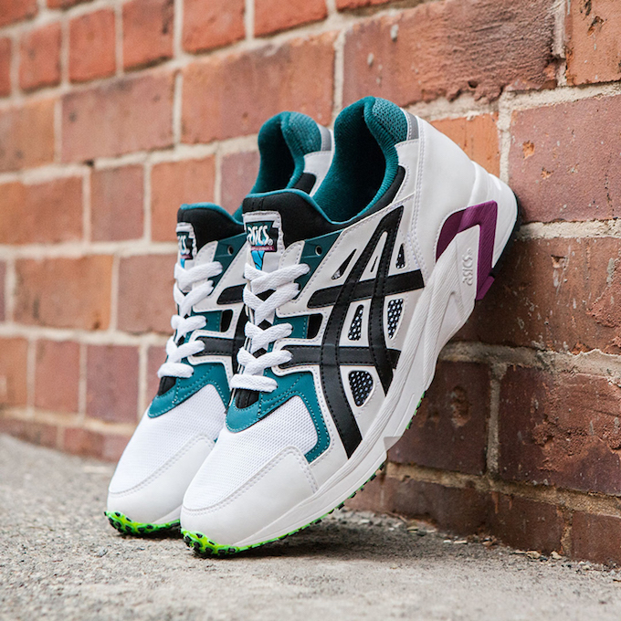 Asics Gel DS Trainer blancas