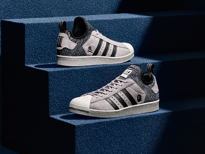 KASINA X Cheap Adidas SUPERSTAR 80 Sneaker Daily wear street