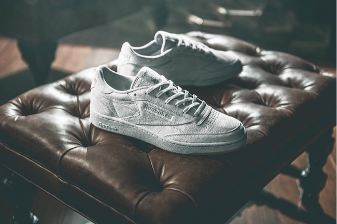 The Kendrick Lamar x Reebok Club C  Tonal Gum  Pack is Here - The ... 22d88354d