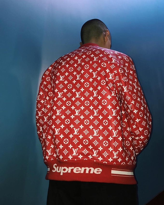 6705c2772af The Louis Vuitton X Supreme FW17 Collaboration is going to bankrupt ...