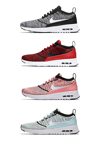 77423aa2cc1e NIKE AIR MAX THEA FLYKNIT - AVAILABLE NOW - The Drop Date