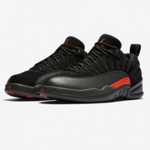 check out a19d0 3b637 The Nike Air Jordan 12 Retro Low  Max Orange  Continues the Silhouette s  Strong Run