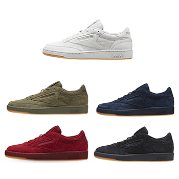a0fe7539d6c Reebok Club C 85 TG - Kendrick Lamar Tonal Gum Pack - AVAILABLE NOW ...