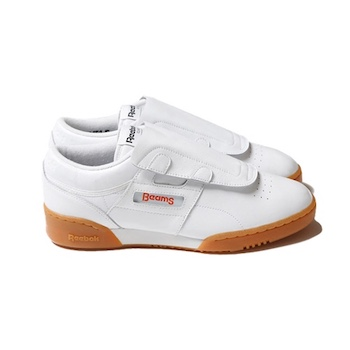 8cbc350be06e Reebok x Beams Classic Workout Lo - AVAILABLE - The Drop Date