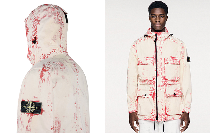Creation by corrosion  the Stone Island Hand Corrosion Collection ... 9a71c3e5d