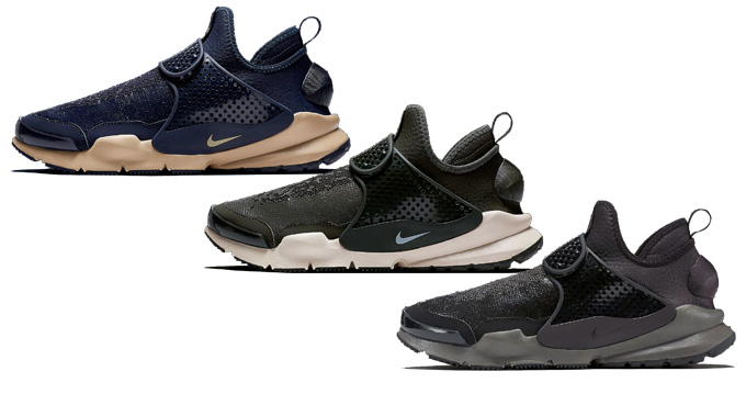 sale retailer 775a6 7e66b The NikeLab Sock Dart Mid x Stone Island Hits the Streets ...