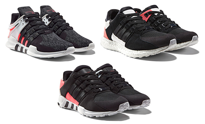 4a7f5077234 The adidas Originals EQT Collection Introduces the Turbo Red Colour ...