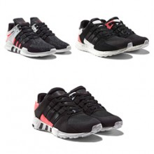 buy online 63623 9aecd The adidas Originals EQT Collection Introduces the Turbo Red Colour Palette