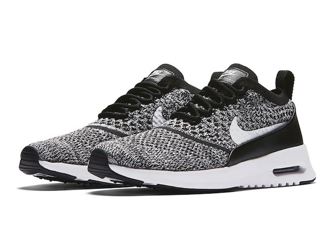 buy popular 56834 074e6 The Nike Air Max Thea Flyknit Debuts Next Week - The Drop Date