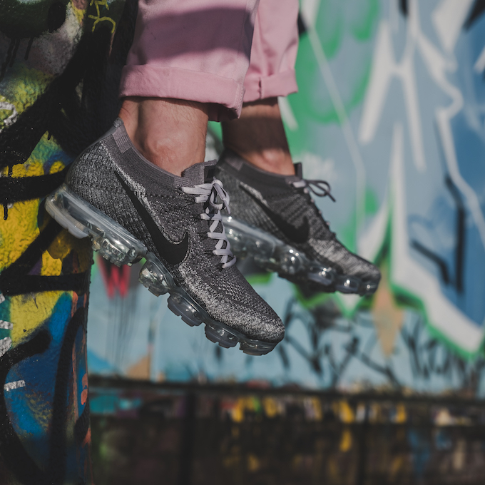 An Exclusive Look at the Nike Air VaporMax The Drop Date