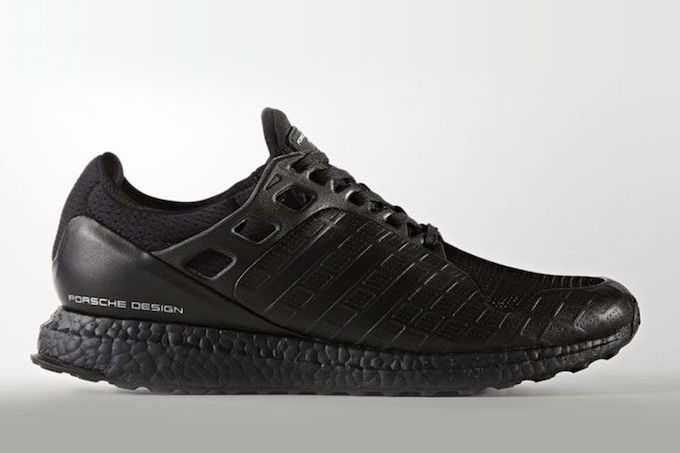 The Porsche x adidas Ultra Boost  Triple Black  Unites Passions for ... 612be4904