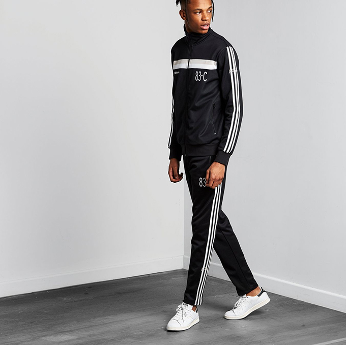 The ADIDAS ORIGINALS 83 C COLLECTION is top gear The Drop Date