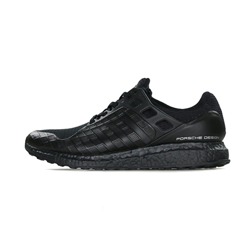 adidas ultra boost x porsche design all black. Black Bedroom Furniture Sets. Home Design Ideas