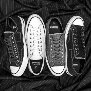 CONVERSE X FRAGMENT DESIGN CT70 OX TUXEDO COLLECTION