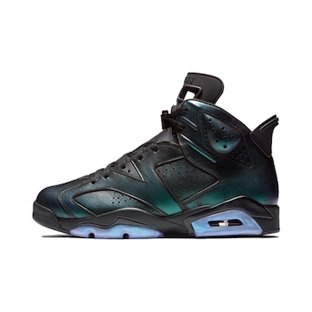 timeless design 7e0f6 829c2 Nike Air Jordan 6 Retro ASW Gotta Shine