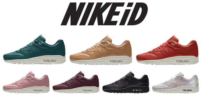 235b0df83ea Unleash Your Creative Genius with the NikeiD Air Max 1 Pearl and ...