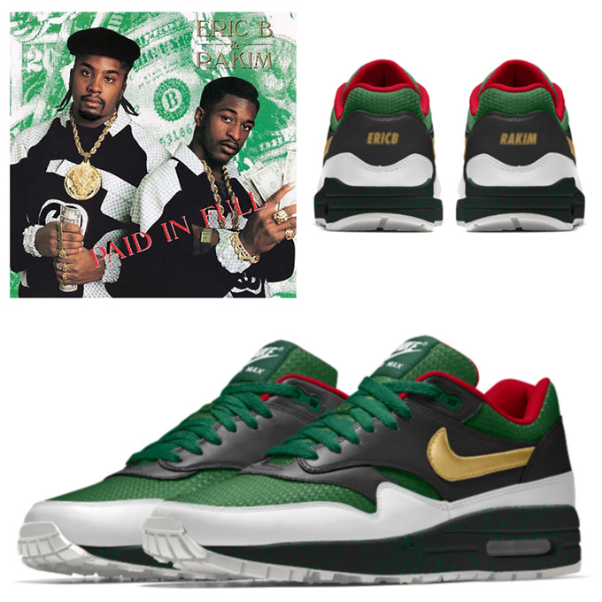 More Album Art Inspired NikeiD Creations On The Nike Air Max