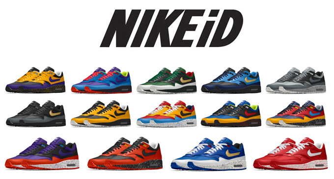 bfd3e619118b More Album Art Inspired NikeiD Creations On The Nike Air Max 1 iD ...