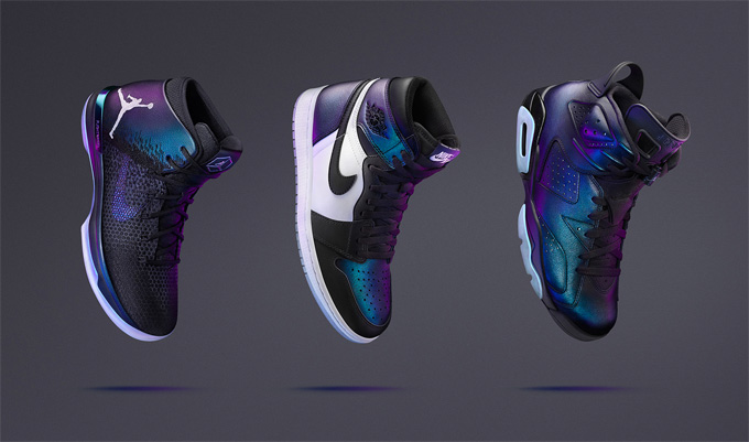 competitive price a3354 7d31b Rise and Shine with Nike's 'Gotta Shine' Air Jordan ...