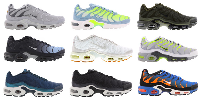 acheter populaire a9e3a 2e230 Time for a Tune Up? A Roundup of the Best Nike Air Max Tuned ...