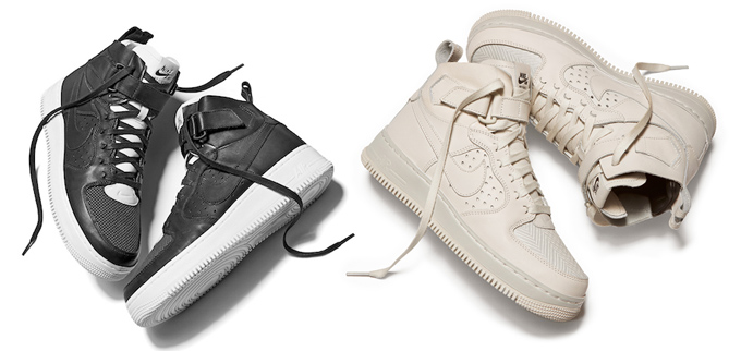 NikeLab Air Force 1 Tech Craft CMFT Unveiled At Rochambeau Show ... bf68caa234