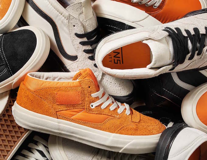 69ebf47111 California meets Scandinavia for the Vault By Vans X Our Legacy ...