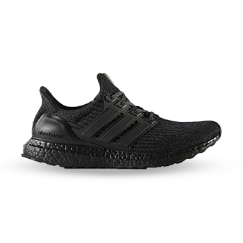 Adidas Women Running Ultra Boost X Shoes In Core Black/Dark Grey