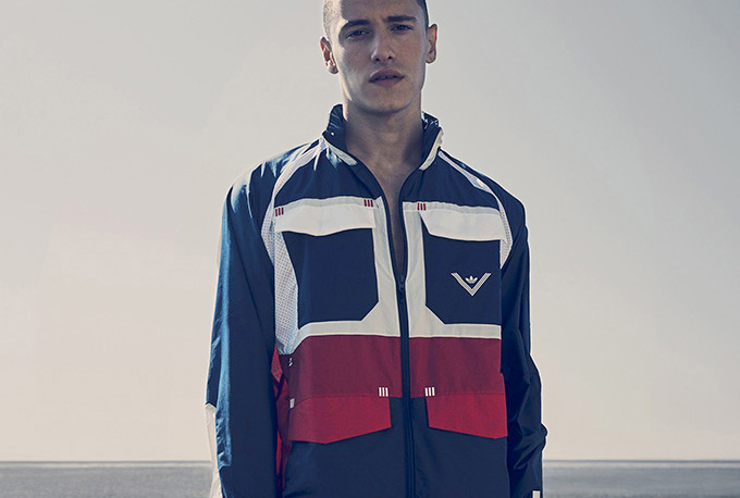80c570e65d06 adidas Originals by White Mountaineering SS17 Drop 2: tech on the beach via  Will Kemp
