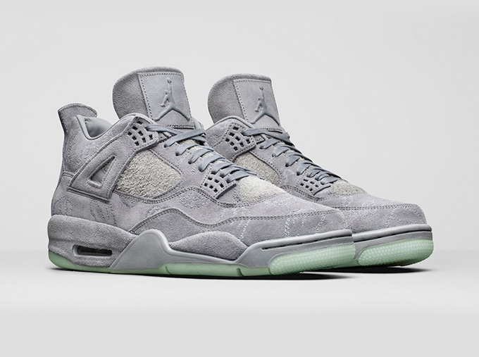 6dbcc27408b The official unveiling of the Nike AIR JORDAN 4 RETRO x KAWS confirms what  we all thought: this one's a masterpiece.